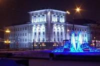освещение фасадов в Белгороде