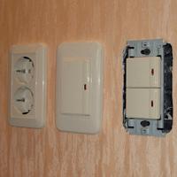 Монтаж, ремонт, замена выключателей Белгород